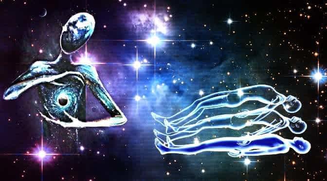 Sind einige unserer Träume Einblicke in parallele Welten?