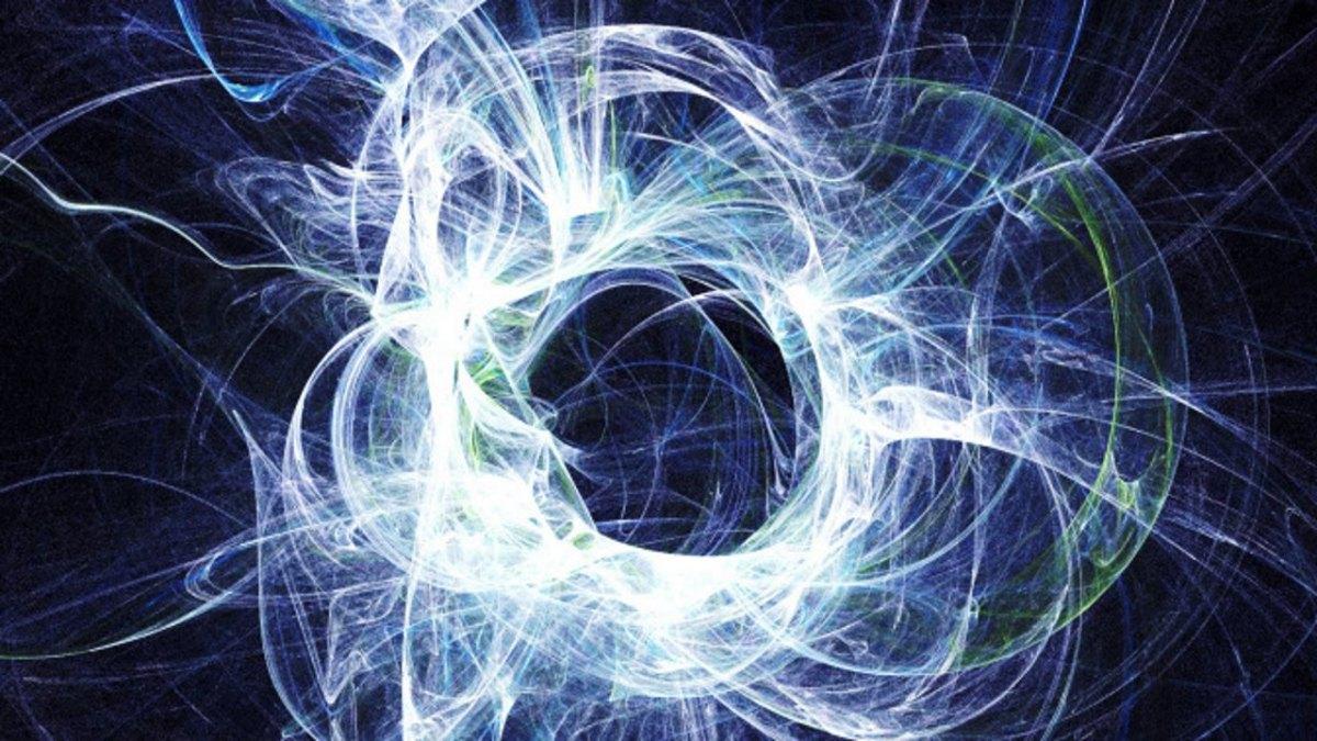 Frequenzen und Vibrationen kreieren die Strukturen von Materie & Leben