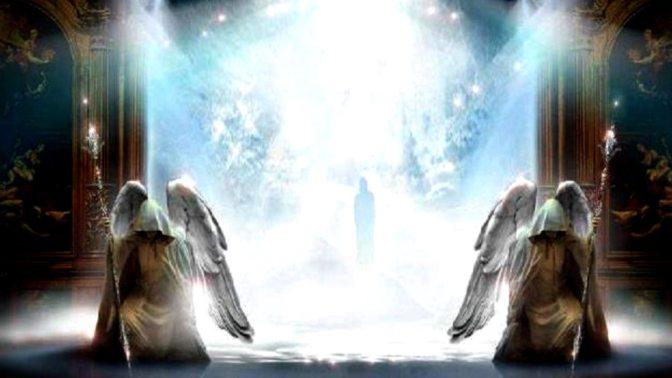 """""""3 Wesen aus Licht"""" – Eine Nahtoderfahrung"""