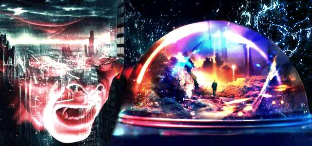 """Unsere """"reale"""" Welt gegen unsere Traumwelt"""