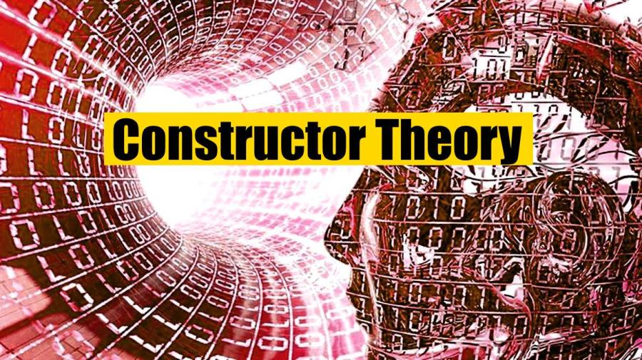 Constructor Theory