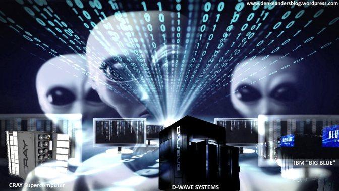 Fremdartige Präsenzen von Bewusstsein im Internet!
