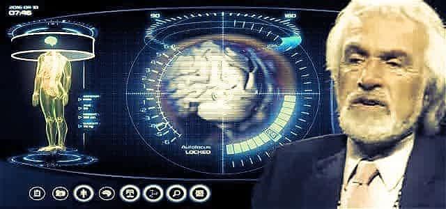 Unser Gehirn ist eine holographische Maschine, eingebaut in einem holographischen Universum!