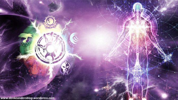 Bewusstsein, Seele und die 5 Elemente