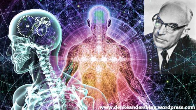 """Nobelpreisträger Sir John Eccles – """"Unser Gehirn ist eine Maschine worauf der Geist operiert!"""""""