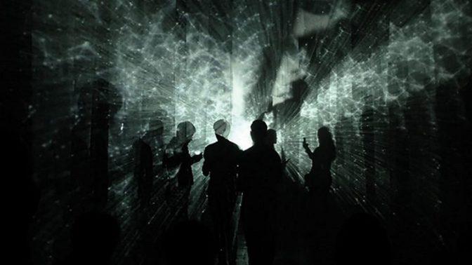 VOID – Eine Lichtshow für transzendentale Erfahrungen