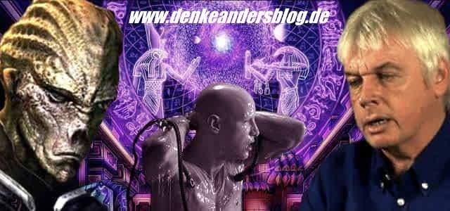 The Hack: Die Reptilian-Firewall & Die Mondmatrix – David Icke