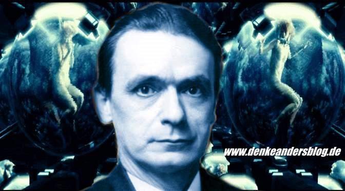 Rudolf Steiner: Die Welt ist überwaschen mit seelenlosen, menschlichen Figuren!