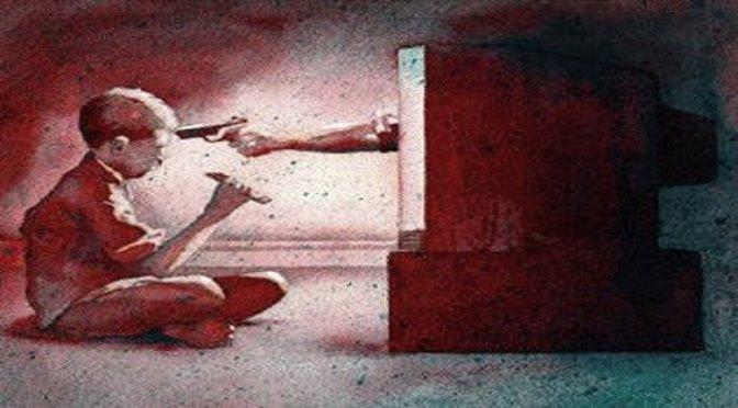 Psychische Attacken durchs Fernsehen und Internet!